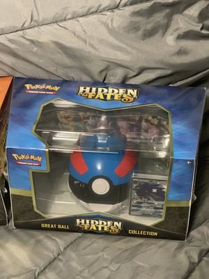 Pokemon hidden fates great ball and ultra ball for Sale in Chicago, IL