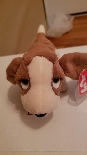 Tracker ( hound dog beanie baby) for Sale in East Wenatchee, WA