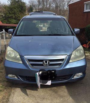 2006 Honda Odyssey EX-L 131000 miles $2800 for Sale in Oxon Hill, MD