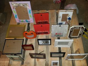 Picture frames for Sale in North Attleborough, MA