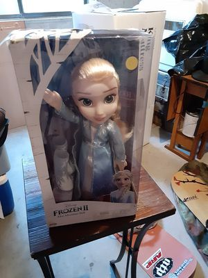 Frozen doll for Sale in Boise, ID