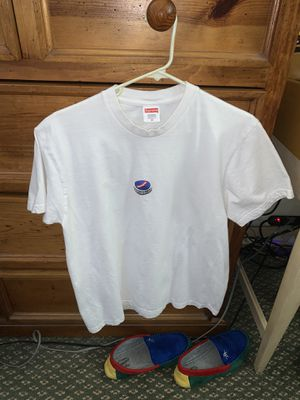 Supreme Bottle Cap Tee for Sale in Beverly Hills, CA
