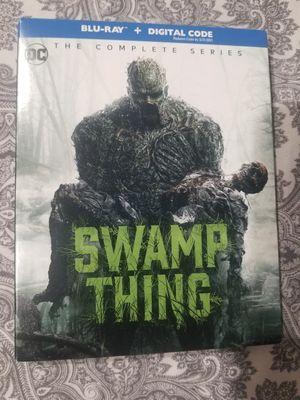 Swamp Thing Season 1 Blu Ray! New! No digital! for Sale in Orange, CA