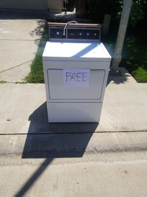 Free dryer for Sale in Elk Grove, CA