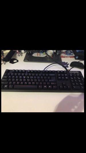Steelseries 6Gv2 -Mechanical Gaming Keyboard for Sale in Glendale, CA