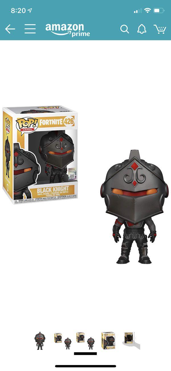 Black Knight Funko Pop