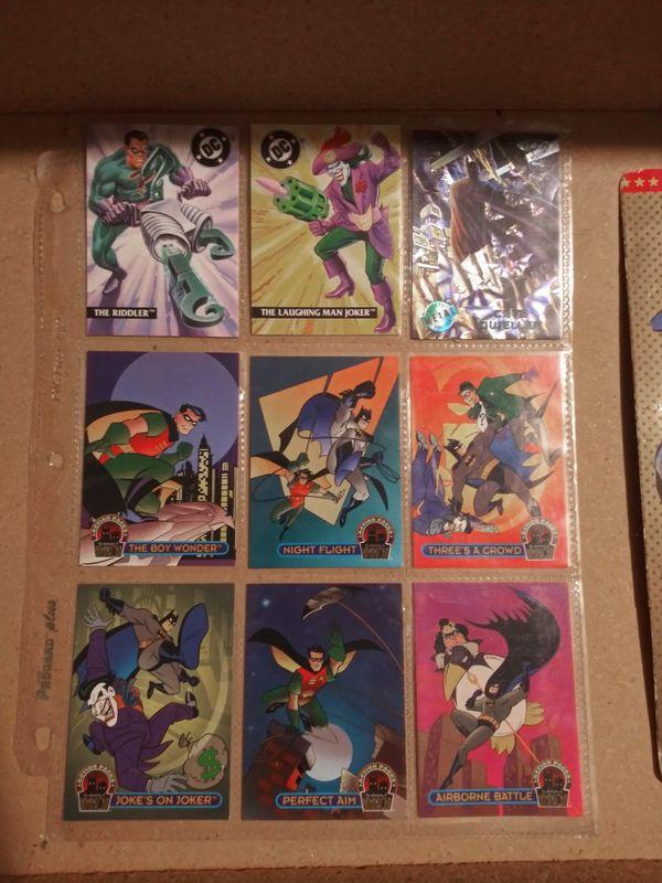 Batman Cards