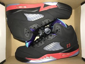 Jordan 5 Top 3 (GS) Size 6Y Used 1x No Box for Sale in Queens, NY