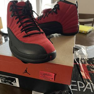 Jordan 12s Reverse Flu for Sale in Riverbank, CA
