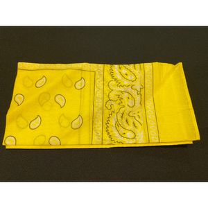 Highlighter Yellow Bandana for Sale in Baldwin Park, CA