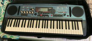 Yamaha DJX Electric Keyboard for Sale in San Diego, CA