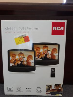 "RCA Mobile DVD System 10"" SCREENS for Sale in Kissimmee, FL"