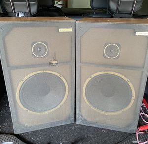 Pioneer CS-G103 set of speakers 50 Watts Vintage for Sale in New Port Richey, FL