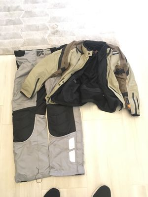 Motorcycle Riding Gear, Women's small 3/4 for Sale in Chandler, AZ