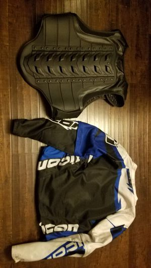 Icon Motorcycle vest for Sale in Norwalk, CA