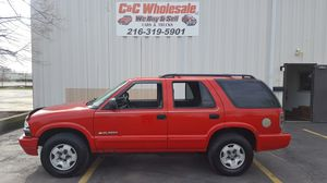 2004 chevy blazer 4x4, 152k miles for Sale in Cleveland, OH
