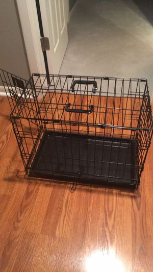 Small pets crate (16x22x13) for Sale in Orlando, FL