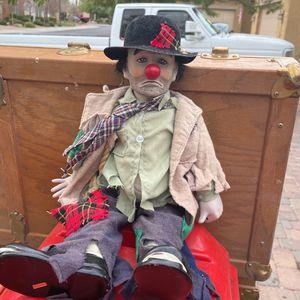 Dutch Clown Doll for Sale in Goodyear, AZ