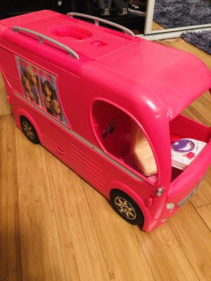 Barbie Pop Up Camper for Sale in Pompano Beach, FL