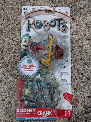 Robots movie collectors figuring for Sale in Phoenix, AZ