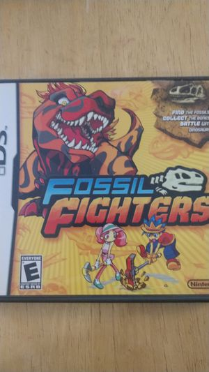 Nintendo DS Game Fossil Fighters for Sale in Vancouver, WA