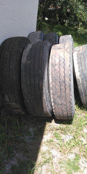 12R22.5 Trailer Tires for Sale in Poinciana, FL