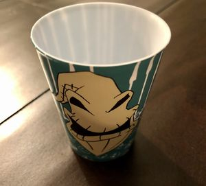 Disney, Nightmare Before Christmas Oogie Boogie (Plastic) shot cup. Brand new for Sale in Corona, CA