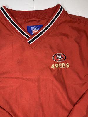 Reebok 49ers Crewneck for Sale in Sacramento, CA