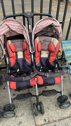 Stroller for 2 for Sale in Los Angeles, CA