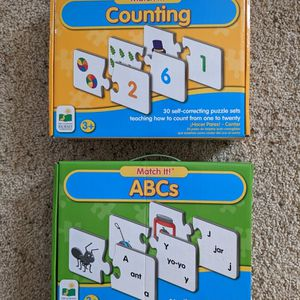 2 Kids Educational Puzzles for Sale in Hollidaysburg, PA