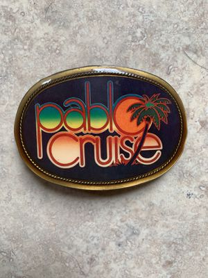 Vintage 70's Pablo Cruise Buckle for Sale for sale  Graham, WA