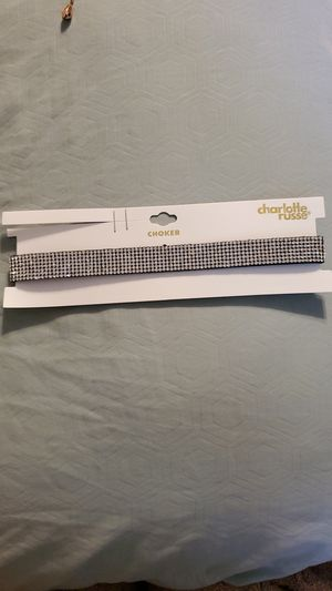 Charlotte Russe.. choker for Sale in Charlotte, NC