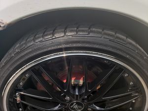 19 inch rims and tire for Sale in Des Plaines, IL