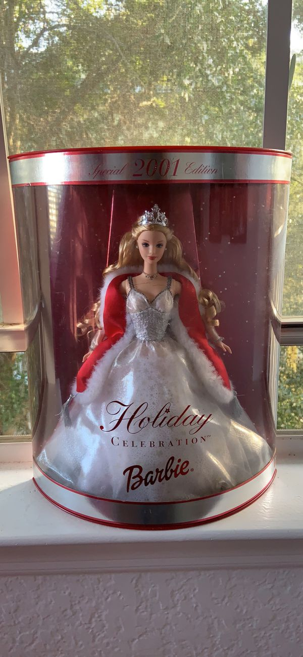 Holiday Barbie collection