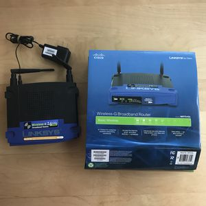 Linksys Wifi Router for Sale in Seattle, WA