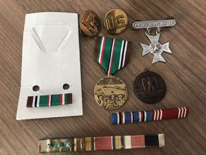 WW2 Medal and Ribbon Wars for Sale in Tucson, AZ