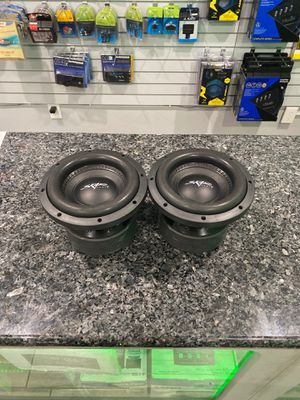 "SKAR Audio VVX-8"" Sub-Woofers for Sale in Fresno, CA"