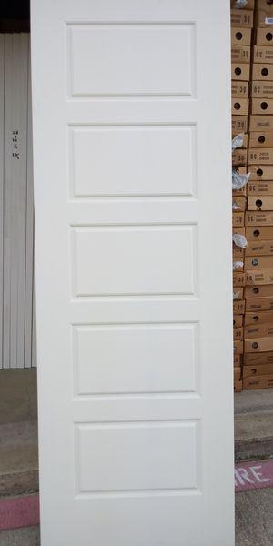 """Puertas interiores 28x79""""1/2 livianas nuevas 1""""3/4 de gruesor las bendo como estan sin marcos precio $10 cada una firme for Sale in Dallas, TX"""