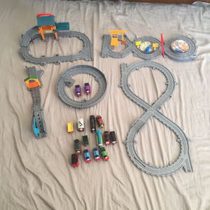 Thomas and friends pack and play for Sale in Los Angeles, CA