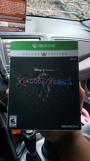 Kingdom hearts 3 for Sale in West Covina, CA