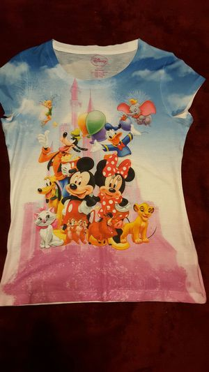 Disney shirt for girl for Sale in Rowlett, TX