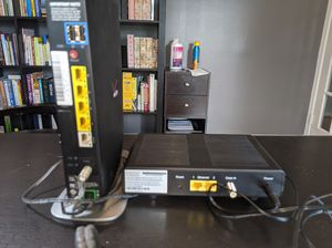 Used Router & Extender combo for Sale in Alexandria, VA