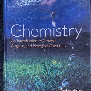 Chemistry: An Introduction to General, Organic, and Biological Chemistry (12th Edition) - Standalone book for Sale in Yorba Linda, CA