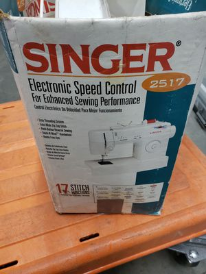 Singer sewing machine for Sale in Providence, RI