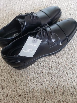 Van Heusen ,Men shose in its box , new , never used for Sale in Chantilly, VA