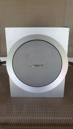 BOSE Subwoofer Companion 3, Multimedia Speaker System. for Sale in Chicago, IL