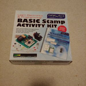 BASIC Stamp Activity Kit for Sale in Citrus Heights, CA