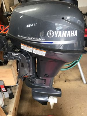 2019 Yamaha 8hp outboard for Sale in Snohomish, WA