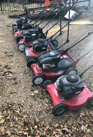 Lawnmower working good for Sale in Fort Worth, TX