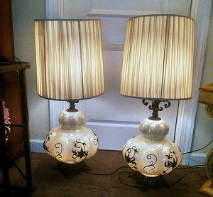 Rare Carl Falkenstein Art Lamps for Sale in Washington, DC